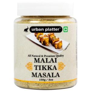 Urban Platter Malai Tikka Masala, 150g / 5oz [Premium Quality, Flavourful & Aromatic]