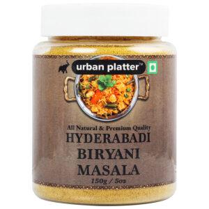 Urban Platter Hyderabadi Biryani Masala, 150g / 5oz [Aromatic, Spicy, Flavourful]