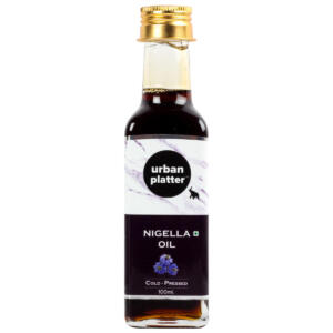 Urban Platter Nigella Seed Oil, 100ml [Kalonji Ka Tel, All Natural & Cold-Pressed]