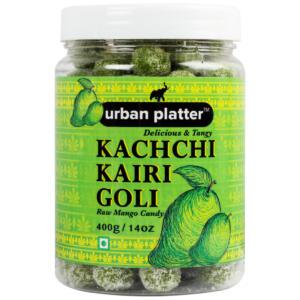 Urban Platter Kachchi Keri Goli, 400g / 14oz [Tangy, Sour, Mukhwas]