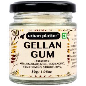 Urban Platter Gellan Gum, 30g / 1.05oz [Thickener, Emulsifier, and Stabilizer]
