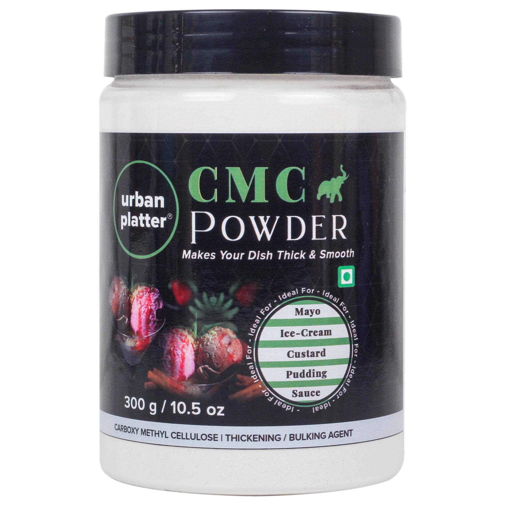 Urban Platter Food Grade Sodium CMC Powder, 300g