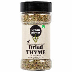 Urban Platter Dried Thyme Flakes, 60g