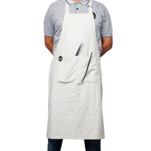 Urban Platter 100% Fair trade Certified Cotton Kitchen Apron With Front Pocket